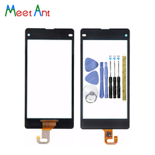 "Buy High 4.5"" Sony Xperia Z1 Mini Compact D5503 Touch Screen Digitizer Front Glass Lens Sensor Panel for $5.60 in AliExpress store"