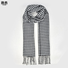 YI LIAN Brand New Hot Sale Swallow Gird Scarves High Quality Autumn And Winter Plaid Men Fashion Warm Scarf SF792