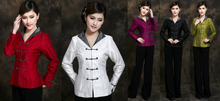 Free shipping!!! Hot Sale Chinese Tradition Style Women's Jacket Coat M L XL XXL 3XL