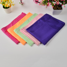 Many Color Microfiber Cloths Tea Towel For Table Cloth 10 pcs /lot
