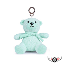 1PC High Quality Cartoon Bear Doll Bluetooth Stereo Christmas Mini Car Accessories TF Card USB Full Range Speaker Gift 3W 4Ohm(China)