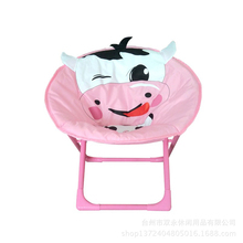 Buy Bearing Kids Chair Pink Folding Study Chair Cartoon Washable Kid Bench Flame Retardant Material Children Chair for $55.39 in AliExpress store