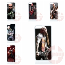 Mobile Phone Case Cover american slayer metal band For Moto X1 X2 G1 G2 E1 Razr D1 D3 For BlackBerry 8520 9700 9900 Z10 Q10