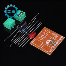 2pcs DIY Kit  N4007 Bridge Rectifier Suite AC To DC Power Converter Full Wave Circuit Board DIY Parts Electronic Teach Trainning