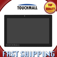 For New LCD Display Touch Screen Assembly Replacement Acer Aspire Switch 11 SW5-171-39LB 1366x768 15.6-inch Black Free Shipping(China)