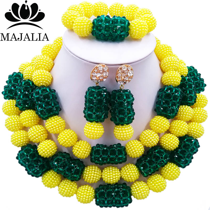 01 African Beads Jewelry Set (20)