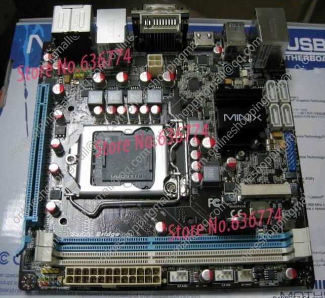 H61M-usb3 B3 micro version of USB3.0 that supports I3 ITX Mini board<br><br>Aliexpress