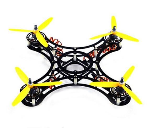 Black mini 250 Mini250 aerial frame ultralight DIY Quadcopter aerial apparatus<br><br>Aliexpress