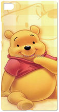 Painting Winnie The Poohs Plastic Cell Phone Cover For Huawei Honor 6 7 Ascend P6 P7 Mini P8 P9 Lite Mate 7 8 Mobile Case