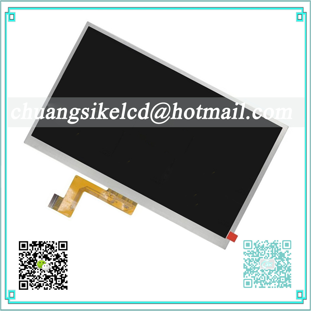 A+ KR101IA7T  new 10.1-inch LCD KR101lA7T 1030301039 REV:B 1300301308 REV:A 1024X600 30pin Free shipping<br><br>Aliexpress