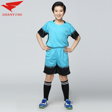 DIY training football jersey soccer uniforms kids football kits jacket men soccer sets football shirts camisetas de futbol(China)