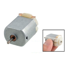 KSOL Hot Sale DC 3V 0.2A 12000RPM 65g.cm Mini Electric Motor for DIY Toys Hobbies(China)