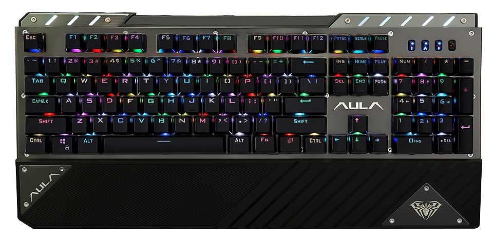 RGB United Wired Gaming 11