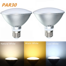 Lowest Price E27 Dimmable 12W/15W/18W PAR30/PAR38 LED Spot Light Bulb Lamp Waterproof IP65 110V/220V Pure/Warm/Natural White