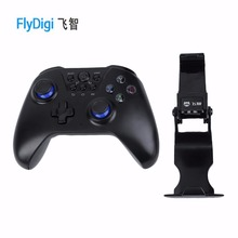 Flydigi Wireless Bluetooth4.0 Game Handle Controller Joystick Plastic Gamepad For Android For IOS Mobile Games Joypad(China)
