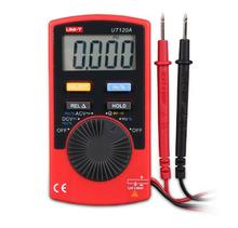 UNIT UT120A Autoranging Digital Multimeter DC Voltage  UT120A Pocket Size directly built into the tester for ease of use