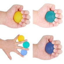 Strong Grip Star Shape Hand Therapy Exercise Squeeze Balls Fitness PowerBall Stress Relief Grip Strengthener Ball Hand Grippers