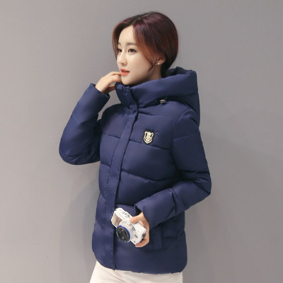 2016Anti-season special clearance down jacket cotton short paragraph thickening hooded student Korean Slim women jacket LL003Одежда и ак�е��уары<br><br><br>Aliexpress