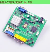 GBS-8200 CGA (15kHz)/EGA (25kHz)/YUV/RGBS to VGA HD Video Converter Board