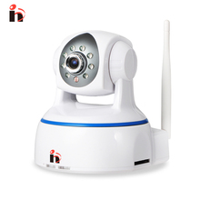 H Full HD 1080P Wireless PTZ IP Camera Wifi CMOS Night Vision H264 PTZ IR Security Camera Motion Detection Home Security Onvif(China)