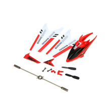 Full Replacement Parts Set Spare Kit Head Cover Main Blades Balance Bar Etc for Syma S107G RC Helicopter