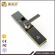High quality Finger Print locks Fashion Smart Biometric Fingerprint Door Lock(China)