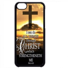 Jesus Christ Christianity Bible Case for iPhone 4S 5S 5C 6 6S 7 Plus Samsung Galaxy S3 S4 S5 Mini S6 S7 S8 Edge Plus A3 A5 A7(China)