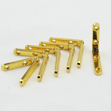 200 piece/lot Zinc alloy Side Rail Hinge Set for humidor boxes/ cigar Case -free shipping 30*30cm