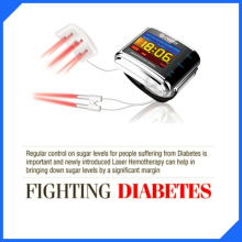 New technology product 2014 China Type 2 Diabetes Treatment Instrument diabetes watch