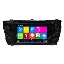 NAVITOPIA 7inch Car DVD For Toyota Corolla 2014 2015 2016- (low version) Stereo Radio Car Auto Electronics In Dash 2 DIN GPS
