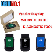 Vpecker Wifi/Bluetooth Auto Diagnostic Tool Vpecker Easydiag With Super Function Easy To Take Vpecker Hot Selling Now(China)