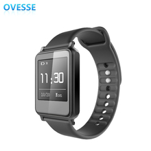 Alibaba china Special E-ink screen heart monitor smart watch bracelet , bluetooth 4.0 smart sport bracelet band(China)