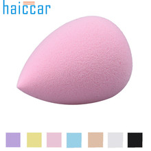 HAICAR Practical Professional Sponge Makeup Puff 1PC Water Droplets Soft Beauty Sponge Puff Pretty Cosmetics Concealer  Puff