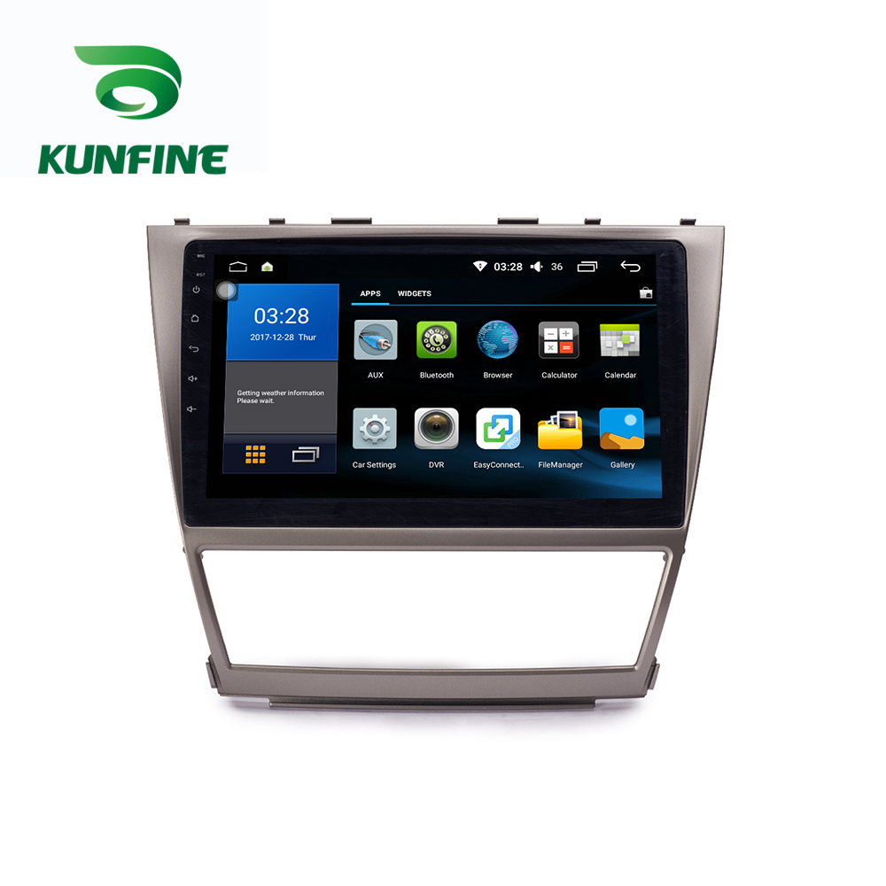Android Car DVD GPS Navigation Multimedia Player Car Stereo For Toyota Camry 2007-2011 Radio Head unit (9)