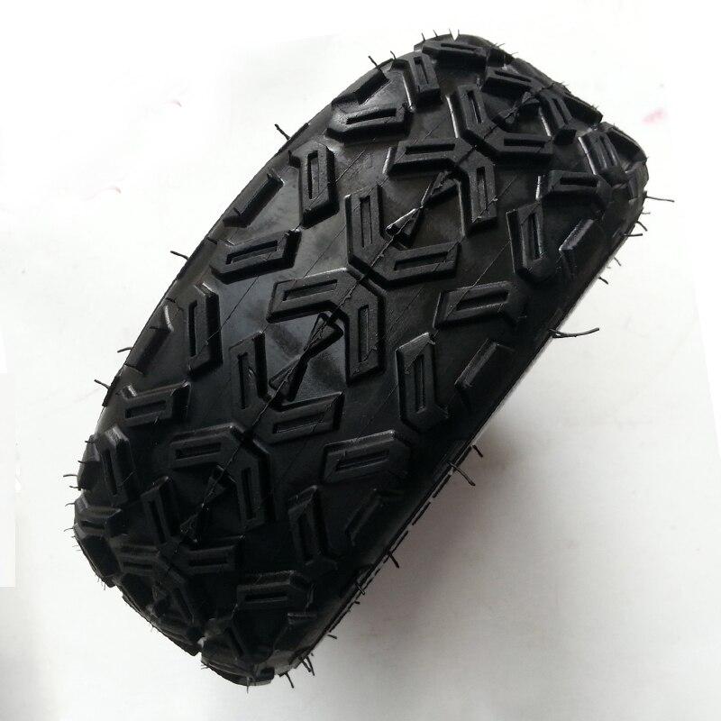 Vacuum Tubeless Tire 10X4.00-6 fits ATV EVO Electric Scooters Mower e-Bike <br>