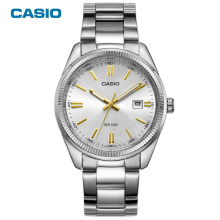 Casio classic Watch Fashion Relogio Luxury Quartz WristWatch Men Casual business simplicity Waterproof 5 bar Watch MTP-1302 gift(China)