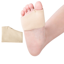 One Pair Female Thread Hallux Valgus Straightener Bunion Corrector Sock Feet Care Tool Thickening Super Soft Bunions Case FM1183