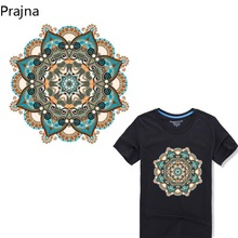 Prajna Custom Printing Thermal Iron On Transfers For T Shirt Fabric Hot Paper Vinyl Heat Transfers For Clothes Stickers Patch