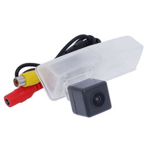 Auto car rearview camera system 170 wide lens angle colorful night vision superior product for Toyota RAV4 2014(China)