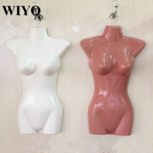 Femal  mannequin hanger for underwear bra and swimsuit,mannequin for clothes,model sheet for cloth display