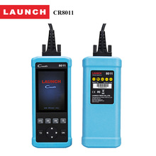2017 Launch OBD2 AirBag Code Reader CReader 8011 With Battery Management System Reset BMS diagnostic(China)