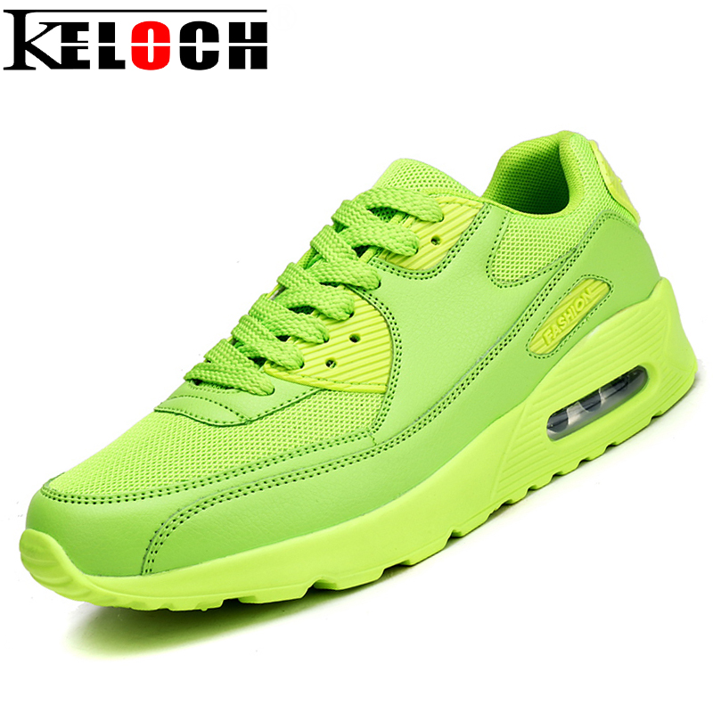 Keloch Brand Newest Spring Autumn Running Shoes Outdoor Comfortable Women Sneakers Men Breathable Sport Shoes Size 35-44