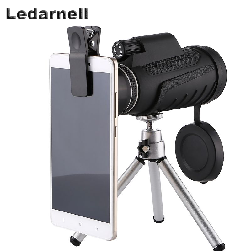 High Quality 40x60 Powerful Binoculars Zoom Binocular Field Glasses Great Handheld Telescopes Military HD Professional Hunting 2