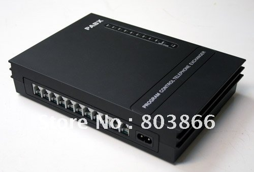 Hot sell-SOHO-PBX Model  SV308(3 CO Lines x 8 Extensions) - for promotion sale<br>