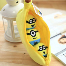 30 cm drop shipping lovely Minions legume plush toys kids toys pillow cushion cloth doll boy and girl birthday gift big pendant