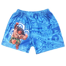 Swimwear 2017 Summer Maui Catboy Gekko Owlette Boy Swimming Trunks Cartoon Boys Baby Children Boys Beach Swimming Trunks DS9
