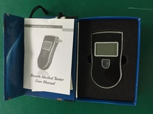 Hot selling best choice professional own use Digital Breath Alcohol Tester(China)
