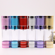 30ml Mini Refillable Portable Empty Perfume Atomizer Bottle Travel Scent Pump Spray Case Hot Sale Airless Pump Parfum 1/2/5pcs