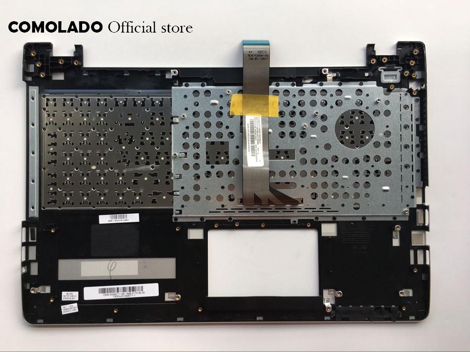 ND Nordic Keyboard for ASUS K56 K56C K56CA K56CM Top Cover Upper Case Palmrest keyboard ND Layout (2)
