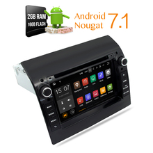 2GRAM Android 7.1 Car DVD Stereo For Fiat Ducato Citroen Jumper Peugeot Boxer 2011-2011 Headunit Auto Radio GPS Navigation Audio(China)